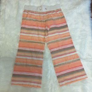 Pants - Paradise shores linen pants